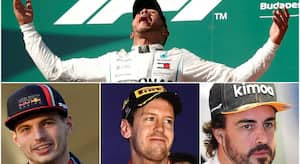 Hvem topper? Hvem flopper? Her er F1-feltet 2021