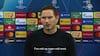 Lampard efter nyt clean sheet: 'Vi har haft fokus på defensiven'