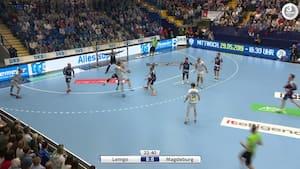 Fantastiske Damgaard plaffer Lemgo i knæ - se alle hans 13 mål her
