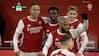 Genialt forarbejde af Arsenal-talent - så scorer Saka stensikkert