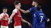 Giroud forstår ikke Arsenals strid med Koscielny: Han er meget såret