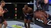 Pinefuld TKO: Sværvægter vrider sig i smerte efter perfekt body kick - se det her