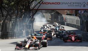 Kæmpe Leclerc-nedtur, sort dag for Mercedes og Red Bull-oprejsning – vi giver dig ALLE højdepunkter fra Monaco