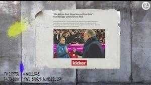 Hansi Flick tæt på forlængelse - fik kuglepen i fødselsdagsgave af Bayern-ledelsen