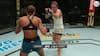 Imponerende UFC-debut: Agapova slår Cifers i første omgang