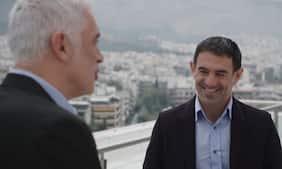 Græske legender ser tilbage på et af alle tiders største EM-chok