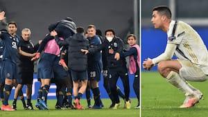 Italiensk fiasko: Porto sender Juve ud – Se ALLE 5 kasser her