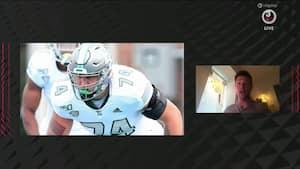 Ekspertkommentator: Dansk NFL-håb risikerer skuffelse - men han skal nok få en chance