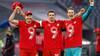 Se alle målene fra runden: Bayern München blev mestre i målfest