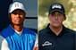 Woods og Mickelson skal mødes i showmatch - om 58 MIO kr.