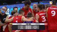 Ny overraskelse kan sikre basketballherrer sensationel EM-billet - se med i aften kl. 18.25 på TV3 MAX