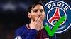 Lionel Messi: PSG passer perfekt til mine ambitioner