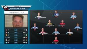 KEP klar med rundens hold - Tre Randers-spillere har fundet vej