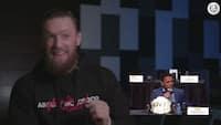 Morsomt: Rapkæftede McGregor kommenterer sine bedste pressekonferencer