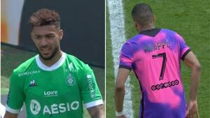 To mål på 83 sekunder: Mbappe udligner lige efter Saint-Etienne-kasse