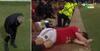 Av! Mourinho hårdt tacklet af flyvende United-spiller