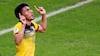 Kongeredning var ikke nok: Angel Mena udligner Japans føring - så begge hold ryger ud af Copa America