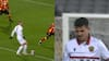 Dolberg med assist: Holdkammerat bliver skadet i scoring
