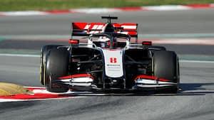 Haas fortsætter med testtider i bunden af feltet