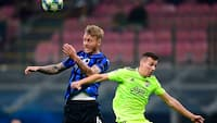 Højdepunkter: Kjær og Atalanta holder sig selv i live med 2-0-sejr over Zagreb