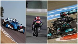 Formel 1, IndyCar, MotoGP, NASCAR og Supercars: Oplev motorsport i topklasse denne weekend