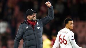 Højdepunkter: Elegante Liverpool kører Bournemouth over 3-0