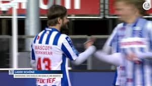 Så du det: Dansk stjerne gjorde comeback i Holland med scoring i weekenden