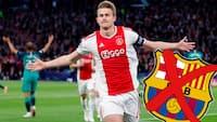 'Nej, tak': de Ligt afviser Barcelona - United lurer i kulissen