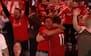 'I er så fucking heldige, mand!' - Følg Liverpool-supporterne på pubben under hele kampen