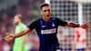 Akrobatisk mål af Martinez: Bringer Inter foran mod Atlético