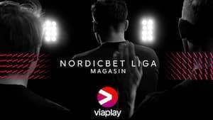 NordicBet Liga Magasinet er tilbage - se højdepunkterne fra 21. spillerunde, hvor kun ét hold sejrede