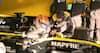 De første tv-billeder: Her tester Christian Lundgaard F1-racer - 'Det er en drøm, der går i opfyldelse'