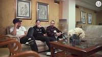 'Hvor er damerne?' - Mathias Jensen fortæller hysterisk sjov massage-historie om Mads 'Mini'