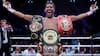 Ready to rumble: Britisk boksestjerne skal forsvare VM-bælter i december
