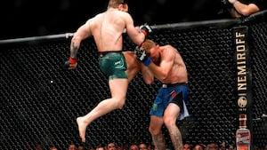 Cerrone står overfor lang pause efter 40 brutale sekunder mod McGregor