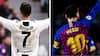'Jeg kan nyde Messi uden, at det skal bakkes op af statistik' - Mølby foretrækker Messi fremfor Ronaldo