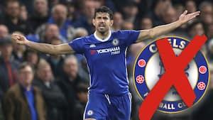 No way back? Conte efterlod Costa i England – Nu svarer han PROVOKERENDE igen med kraftigt hint om transfer