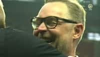 Jublende Steinlein: Vi var klart det bedste hold i finalen