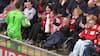 Rørende! Da Liverpool-keeper stoppede showkamp og spillede bold med ung fan