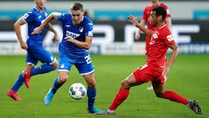Highlights: Leipzig sikrer sig sejren med to lyn-mål mod Skov og co.