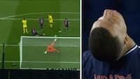 Kæmpe Mbappé-brøler: Spiller Nantes-spids helt fri til udligning