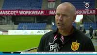 FCN-træner dumper indsats efter nederlag til Randers