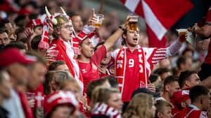 UEFA giver de heldige besked om de første mange billetter til UEFA EURO 2020