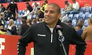 'Det er dejligt at være hjemme i Danmark' - se herligt interview med Mohammed Zidan før allstar-kamp