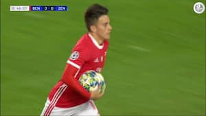 Cervi sender Zenit mod CL-exit - Her bringer han Benfica på 1-0