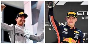Rosberg om Verstappen: 'Han er den mest irriterende F1-rival, jeg har haft'