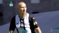 Shelvey sparker Newcastle tilbage på 2-2