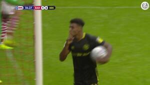 Dansker-assist, perlemål og hattrick i flot Brentford-comeback - se alle fire scoringer her