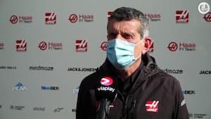 Utilfreds Steiner: 'Nej, jeg er IKKE glad - men bilen er bedre i år'