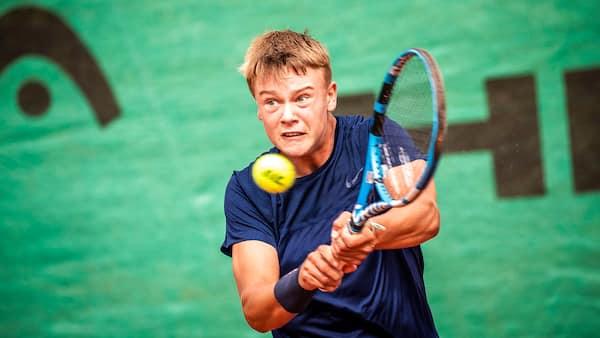 Sådan! Dansk tennis-komet klar til kvartfinale ved Grand Slam